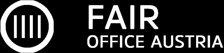 Logo von FAIR Office Austria